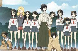 Anime Fanservice - Sayonara Zetsubou Sensei