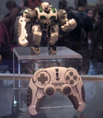 Autobots Transformers Playstation Controller