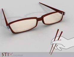 Stix Glasses, Chopsticks Glasses