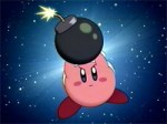 Kirby has the bomb