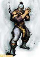 Street Fighter 4 New Character: El Fuerte