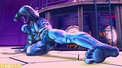 Street Fighter 4: Seth