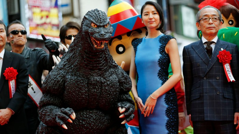 Japanese parents are the new Godzilla