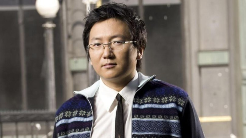 Masi Oka writes his own lines in Heroes