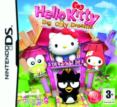 Hello Kitty - Big City Dreams
