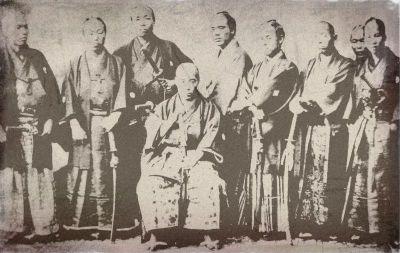First Japanese ambassadors to Europe