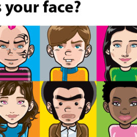 Make your own manga avatar
