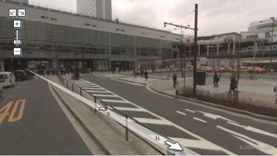 Akihabara Station Square