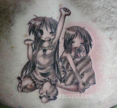 Lucky Star Tattoo
