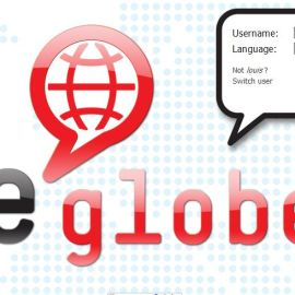 MeGlobe: Chat in Japanese