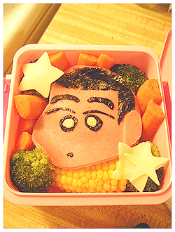 Anime Bento: Shinchan