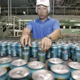 Japan is drinking less beer