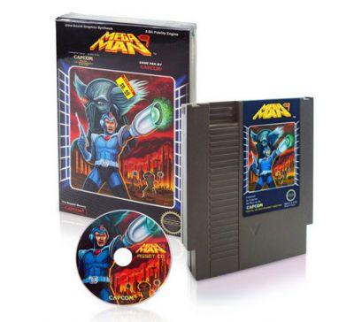 Mega Man 9 NES replica