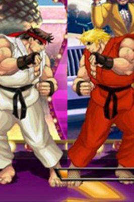 Top Capcom Characters: Ken & Ryu