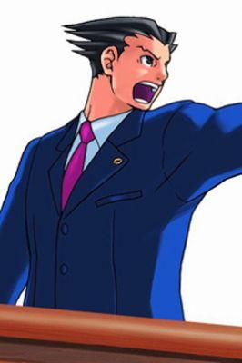 Top Capcom Characters: Phoenix Wright