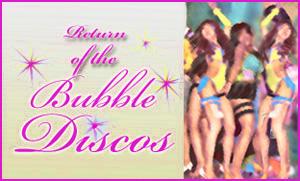 Japan Bubble Discos