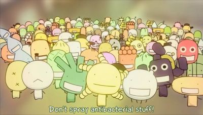 Moyashimon: Be Kind!