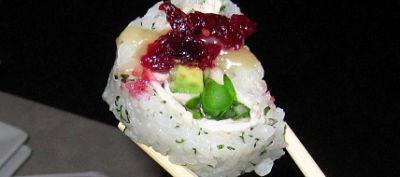 Takami\'s Turkey Sushi Roll