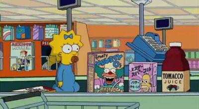 Japanese Homer Cereal