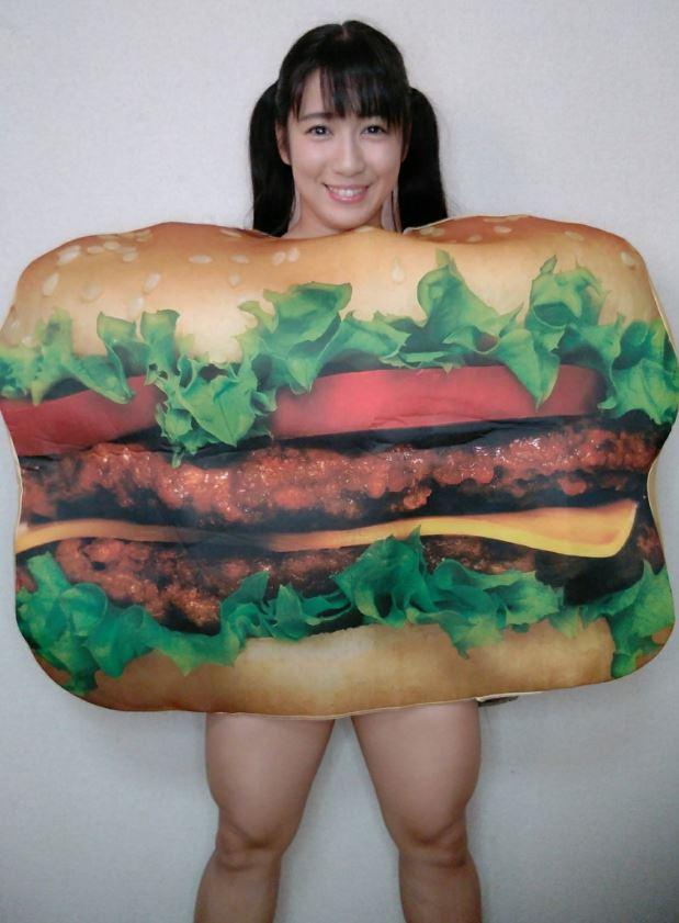 Anyone want a hamburger?
