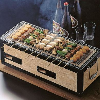 Perfect yakitori from a machine?