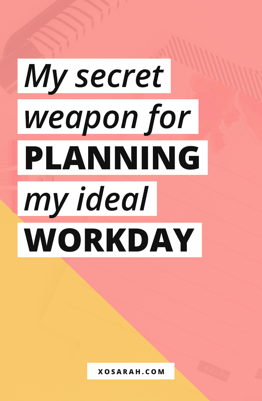Hey solopreneur, not enough hours in the day? Here are my best tips for being productive and finding daily motivation for your blog and online business.