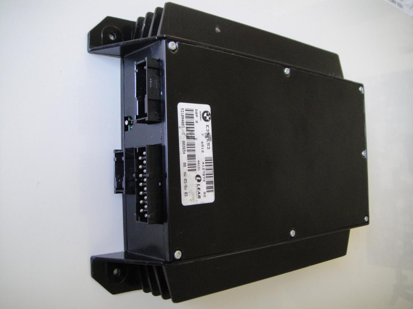 Bmw Dsp Amplifier Nav Amp E39e53 Lear  Xoutpostcom
