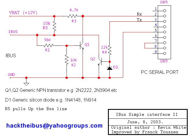 Db37 Cable Wiring Diagram Simple Ibus Interface But With Usb Xoutpost Com