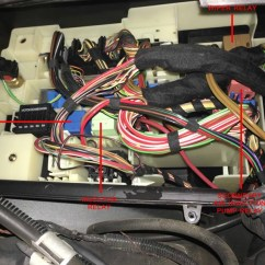 2002 Mitsubishi Lancer Fuel Pump Wiring Diagram Ge Motor 5kc Starter Relay Location Mystery??? - Xoutpost.com