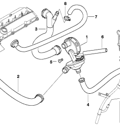 535i belt diagram best wiring libraryhint to replace the crankcase vent tube xoutpost com 2009 bmw [ 1288 x 910 Pixel ]