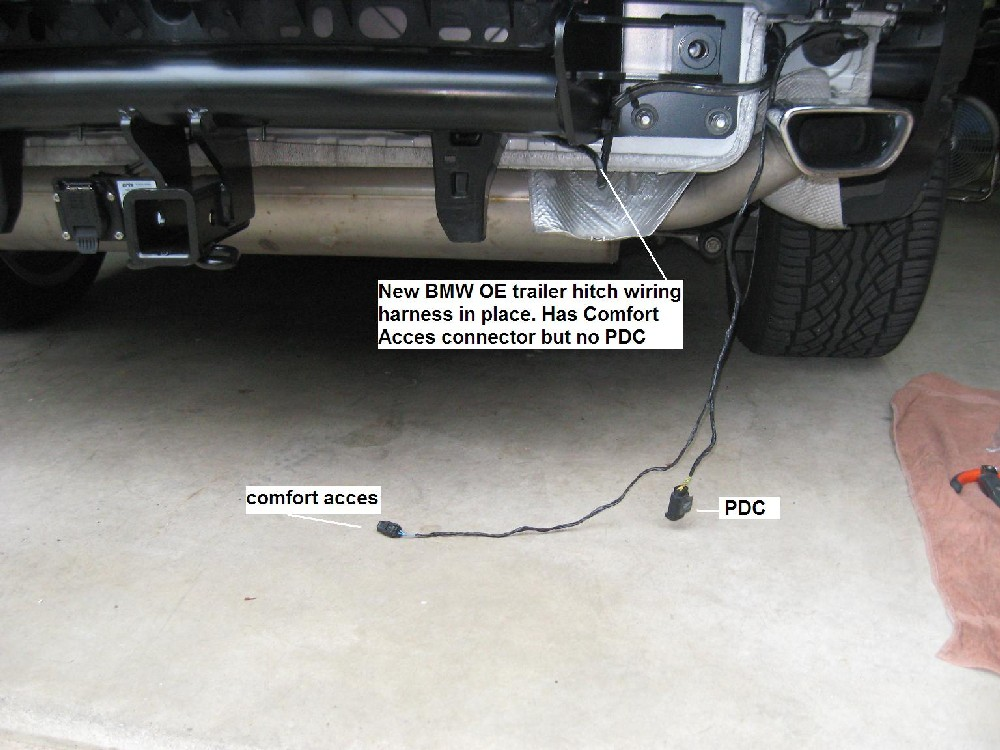 Trailer Hitch Wiring Installation