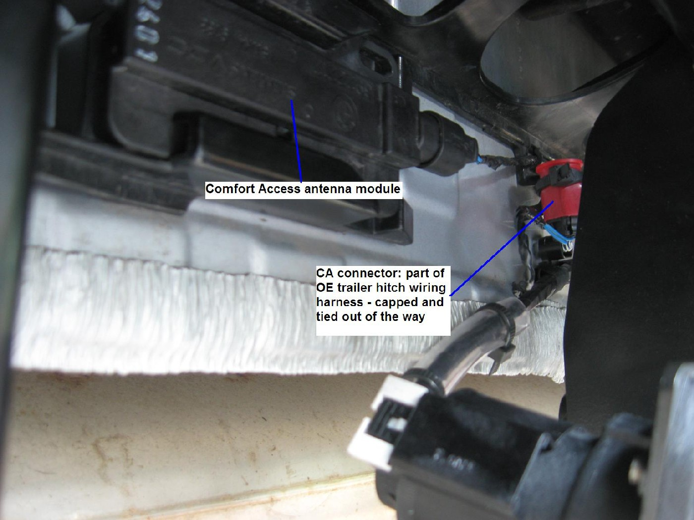 bmw x5 trailer wiring diagram subaru legacy audio oem harness 33