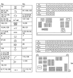 bmw fuse panel diagram wiring diagrams fuse box diagram for 2001 bmw 325i [ 1400 x 769 Pixel ]