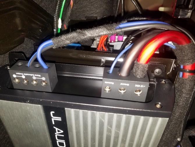 jl audio subwoofer amp wiring  center wiring diagram give