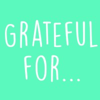 Mid Week Gratitude List