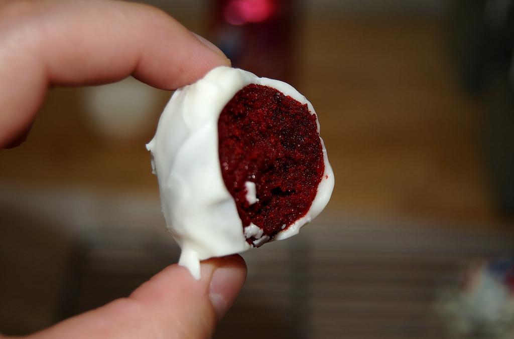 Red Velvet Cake Pops Xo Cynthia