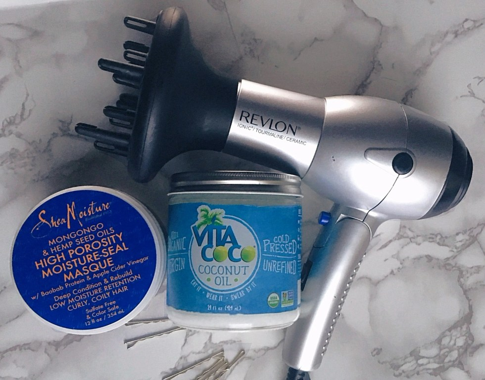 Winter Wash Routine: More Moisture for the Curls! curly