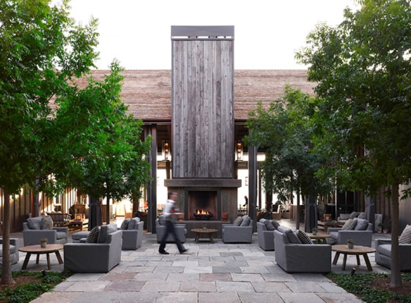 Visiting Napa: the Old and the New travel life-style