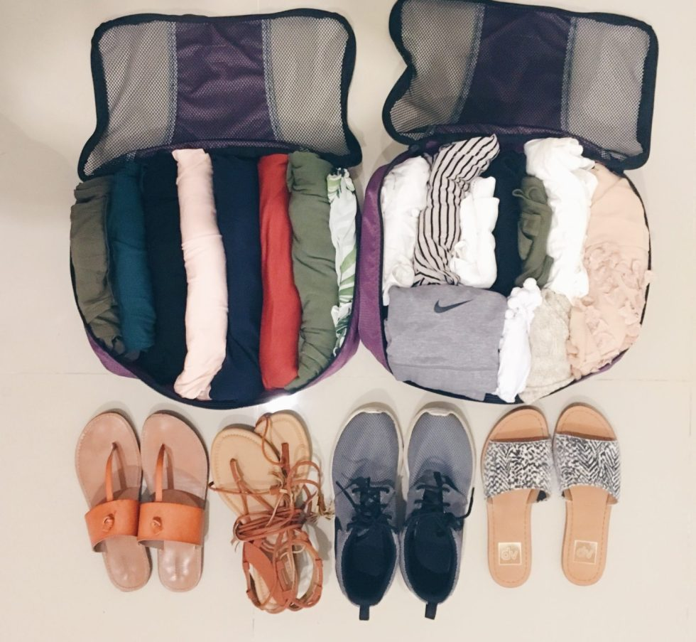 Off to Bali! Packing for Adventure travel