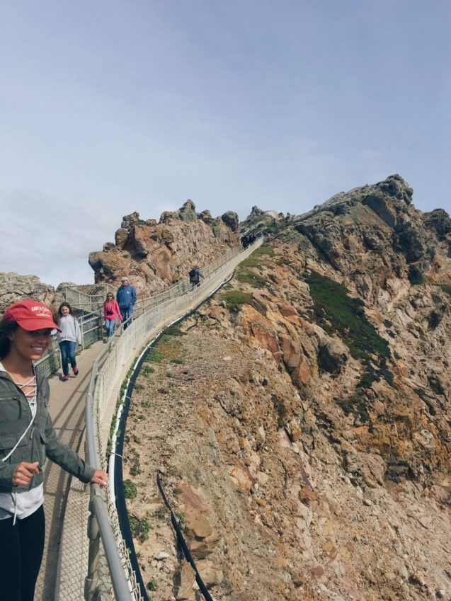 Yes, I am a Bay Area native, but, no I've never done that: Bucket List travel life-style