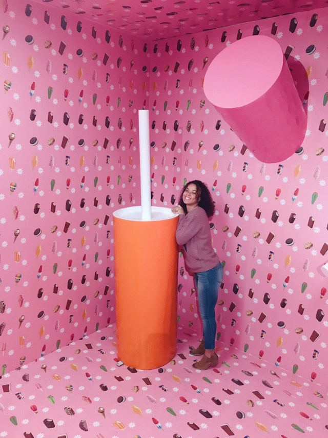 A Trip to the Museum of Ice Cream! life-style