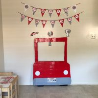 DIY Car Photo Booth