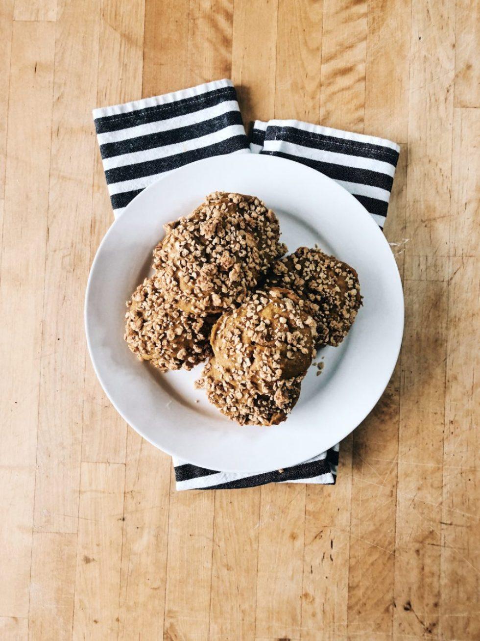 Homemade Coffee Shop Pumpkin Muffins recipes