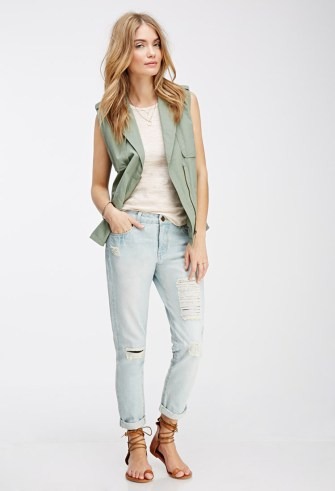 love-21-green-zip-front-utility-vest-product-1-27837948-0-887707520-normal