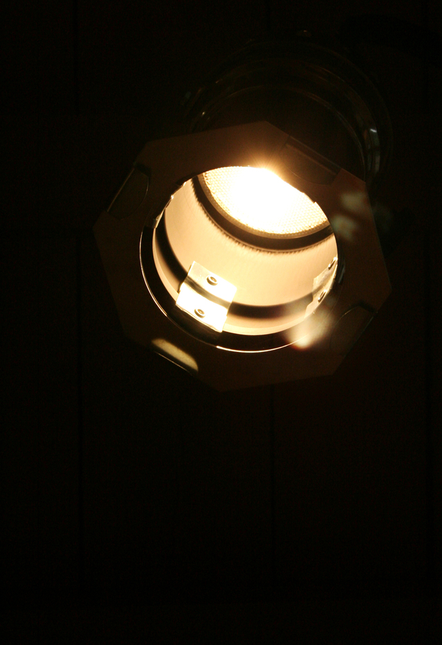 Régisseur lumière intermittent