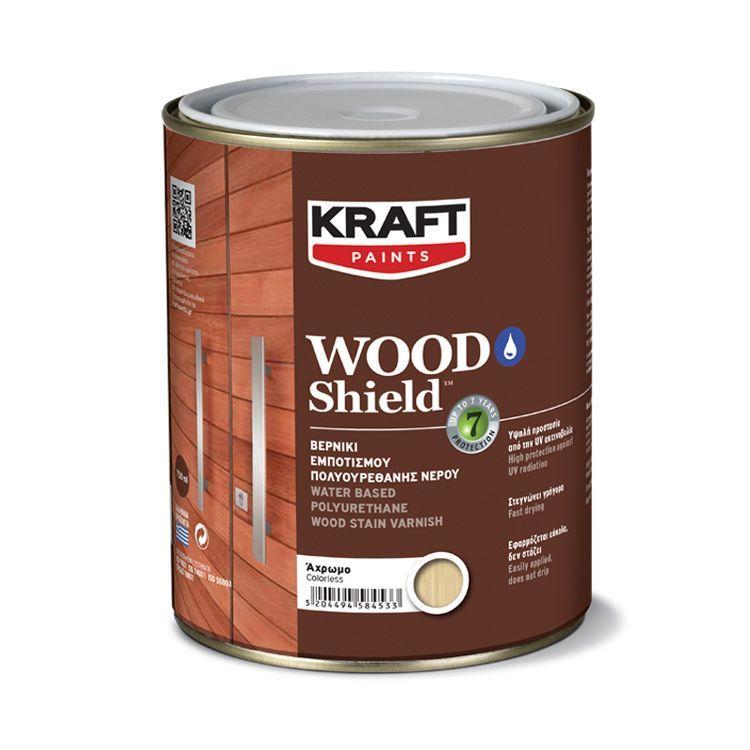 Wood Shield Kraft Paints