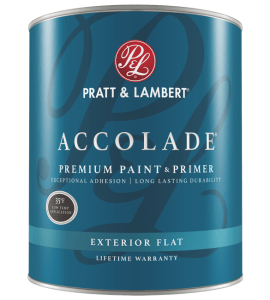 ACCOLADE PREMIUM PAINT AND PRIMER PRATT AND LAMBERT
