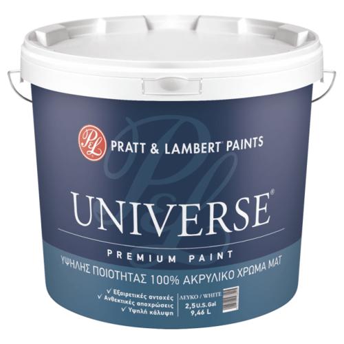 UNIVERSE PREMIUM ACRYLIC PAINT PRATT AND LAMBERT
