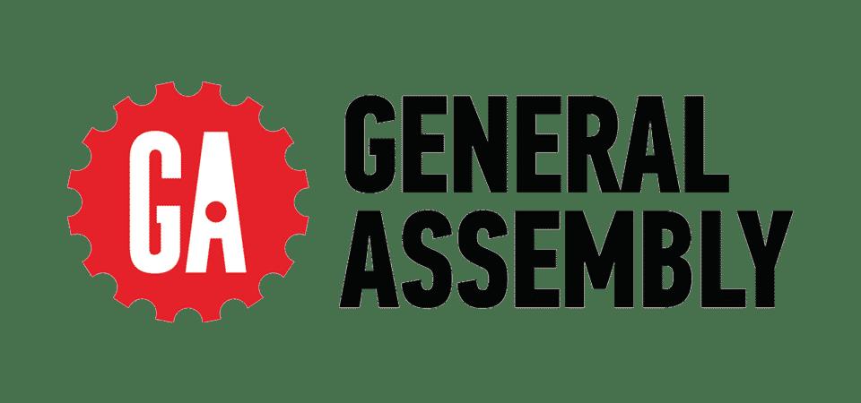 Logo for GA