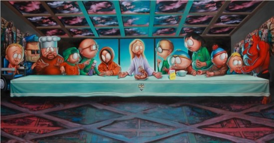 20130226XD-Googl-RPO_010(SouthPark_last-supper)